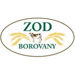 Zemědělské obchodní družstvo Borovany – logo společnosti