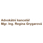 Mgr. Ing. REGINA GRYGAROVÁ, advokátní kancelář – logo společnosti