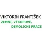 Viktorin František - prodej uhlí, písku, štěrku – logo společnosti