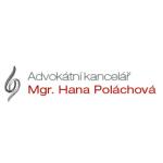 Mgr. Hana Poláchová, advokát – logo společnosti