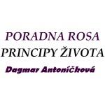 Dagmar Antoníčková - PORADNA ROSA – logo společnosti