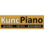 Kunc Jan - KUNCPIANO – logo společnosti