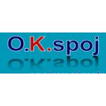 Štefáček Petr- O.K. spoj – logo společnosti