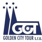 Golden City Tour, spol. s r.o. – logo společnosti