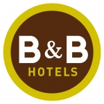B&B Hotel Praha – logo společnosti