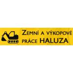 Haluza Petr- Zemní a výkopové práce – logo společnosti