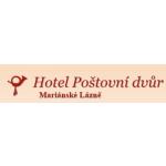 Hotel Poštovní dvůr Mariánské Lázně – logo společnosti