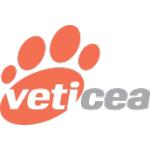 Veterinární klinika Veticea – logo společnosti