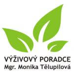 Mgr. Monika Tělupilová DiS. - výživový poradce – logo společnosti