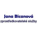 Bicanová Jana- zprostředkovatelské služby – logo společnosti
