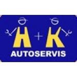 Halík David - AUTOSERVIS H+K – logo společnosti