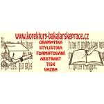 Kratochvílová Inka- Korektury-bakalářsképráce.cz – logo společnosti