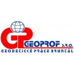 GEOPROF s.r.o. – logo společnosti