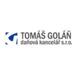 TOMÁŠ GOLÁŇ, daňová kancelář s.r.o. – logo společnosti