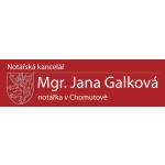 Galková Jana - notářka – logo společnosti