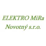 ELEKTRO MiRa Novotný s.r.o. – logo společnosti