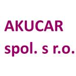 AKUCAR, spol. s r.o. – logo společnosti