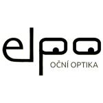 ELPO oční optika – logo společnosti