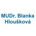 MUDr. Blanka Hloušková – logo společnosti