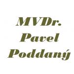 MVDr. Pavel Poddaný – logo společnosti