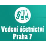 Vedení účetnictví Praha 7 s.r.o. – logo společnosti