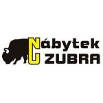Nábytek u Zubra (pobočka Pelhřimov) – logo společnosti
