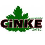 Cinke Petr - Zahradnictví Cinke (Most) – logo společnosti