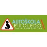 Andrássyová Pavla- Autoškola PIKOLEDO – logo společnosti