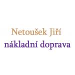 Netoušek Jiří- nákladní doprava – logo společnosti
