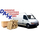 Špulák Karel- Dodávková Autodoprava Stěhování Karel – logo společnosti