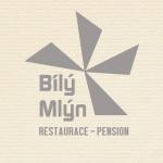 Restaurace a penzion Bílý Mlýn – logo společnosti