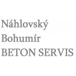 Náhlovský Bohumír- BETON SERVIS – logo společnosti