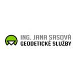 Ing. Jana Sasová - geodetické služby – logo společnosti