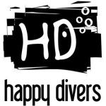 HAPPY DIVERS, s.r.o. – logo společnosti