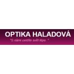 Optika Haladová – logo společnosti