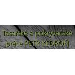 Kedroň Petr- tesařské a pokrývačské práce – logo společnosti