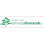 Dvořáček Roman- ZAHRADA NA KLÍČ – logo společnosti