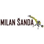 Šanda Milan - Zemní a výkopové práce – logo společnosti