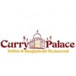 Curry Palace restaurant - Kabir Ajher – logo společnosti