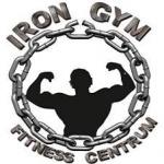 Turoňová Petra- Iron Gym – logo společnosti