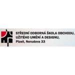 Střední odborná škola obchodu, užitého umění a designu, Plzeň, Nerudova 33 – logo společnosti