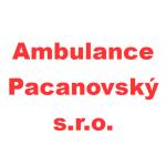 Ambulance Pacanovský s.r.o. – logo společnosti