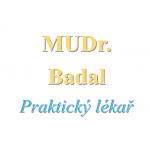 MUDR. VLADIMÍR BADAL – logo společnosti