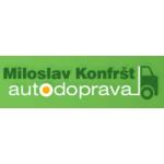 Konfršt Miloslav – logo společnosti