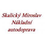Skalický Miroslav- Nákladní autodoprava – logo společnosti