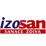 IZOSAN spol. s r.o. (pobočka Praha 4) – logo společnosti