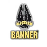 BANNER s. r. o. - firemní značková prodejna Praha – logo společnosti