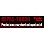 Turner Břetislav- REPAS TURBO – logo společnosti