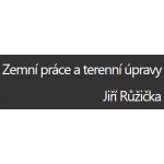 Růžička Jiří- Zemní práce – logo společnosti
