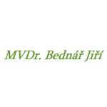 MVDr. Bednář Jiří – logo společnosti